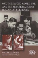 ISBN: 9780853038061 - ORT and the Rehabilitation of Holocaust Survivors