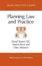 ISBN: 9780854901159 - Planning Law and Practice