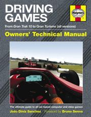 ISBN: 9780857331335 - Driving Games Manual