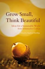 ISBN: 9780863158353 - Grow Small, Think Beautiful