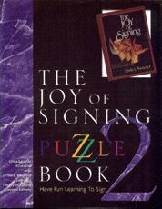 ISBN: 9780882435381 - Joy of Signing Puzzle Bk 2