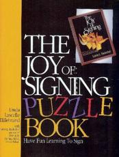 ISBN: 9780882436760 - Joy of Signing Puzzle Bk 1