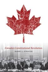 ISBN: 9780888646491 - Canada's Constitutional Revolution