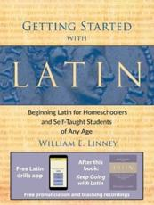ISBN: 9780979505102 - Getting Started with Latin