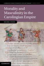 ISBN: 9781107006744 - Morality and Masculinity in the Carolingian Empire