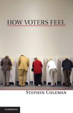 ISBN: 9781107014602 - How Voters Feel