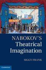 ISBN: 9781107015456 - Nabokov's Theatrical Imagination