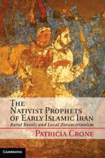 ISBN: 9781107018792 - The Nativist Prophets of Early Islamic Iran