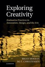 ISBN: 9781107033436 - Exploring Creativity