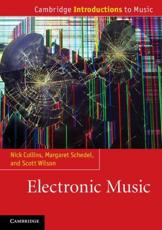 ISBN: 9781107648173 - Electronic Music