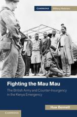 ISBN: 9781107656246 - Fighting the Mau Mau