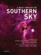 ISBN: 9781107698987 - A Walk Through the Southern Sky