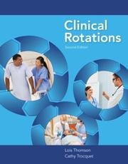 ISBN: 9781111640507 - Clinical Rotations