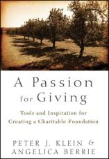 ISBN: 9781118023877 - Passion for Giving
