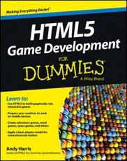 ISBN: 9781118074763 - HTML5 Game Development For Dummies(R)