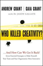 ISBN: 9781118232521 - Who Killed Creativity?