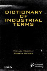 ISBN: 9781118344576 - Dictionary of Industrial Terms