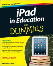 ISBN: 9781118375389 - iPad in Education For Dummies