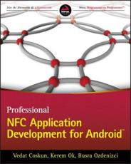 ISBN: 9781118380093 - Professional NFC Application Development for Android