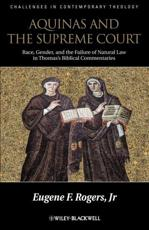 ISBN: 9781118391167 - Aquinas and the Supreme Court