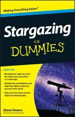 ISBN: 9781118411568 - Stargazing For Dummies