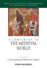 ISBN: 9781118425121 - A Companion to the Medieval World