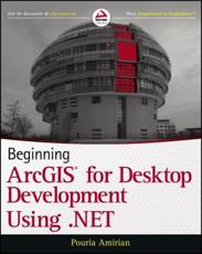 ISBN: 9781118442548 - Beginning ArcGIS for Desktop Development Using .NET
