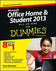 ISBN: 9781118516379 - Microsoft Office Home & Student Edition 2013 All-in-One For Dummies