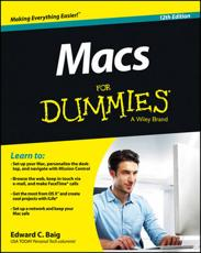 ISBN: 9781118517192 - Macs For Dummies