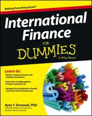 ISBN: 9781118523896 - International Finance For Dummies