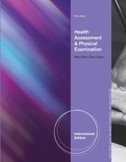 ISBN: 9781133610977 - Health Assessment And Physical Examination