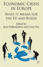 ISBN: 9781137005229 - Economic Crisis in Europe