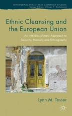 ISBN: 9781137308764 - Ethnic Cleansing and the European Union