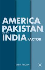 ISBN: 9781137323866 - America, Pakistan, and the India Factor