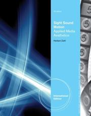 ISBN: 9781285081236 - Sight, Sound, Motion