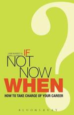ISBN: 9781408125052 - If Not Now, When?