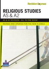 ISBN: 9781408206669 - Revision Express AS and A2 Religious Studies