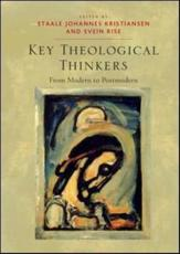 ISBN: 9781409437635 - Key Theological Thinkers