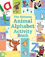 ISBN: 9781409522164 - Animal Alphabet Activity Book