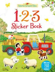 ISBN: 9781409551812 - Farmyard Tales 123 Sticker Book