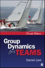 ISBN: 9781412999533 - Group Dynamics for Teams