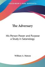 ISBN: 9781417944798 - The Adversary