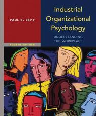 ISBN: 9781429242295 - Industrial Organizational Psychology