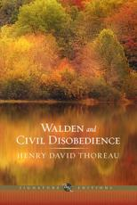 ISBN: 9781435137745 - Walden and Civil Disobedience