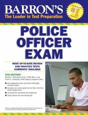 ISBN: 9781438001333 - Police Officer Exam