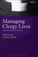 ISBN: 9781441121257 - Managing Clergy Lives