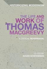ISBN: 9781441140920 - The Life and Work of Thomas MacGreevy