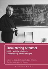 ISBN: 9781441152138 - Encountering Althusser