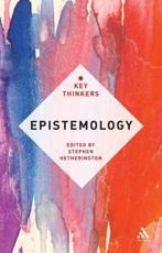 ISBN: 9781441153968 - Epistemology