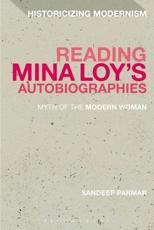 ISBN: 9781441176400 - Reading Mina Loy's Autobiographies